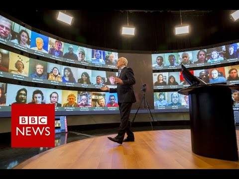 The Global Philosopher: Should borders matter? BBC News