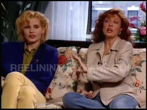 Geena DavisSusan Sarandon-  Thelma & Louise 1991 Reelin&39; In The Years Archives