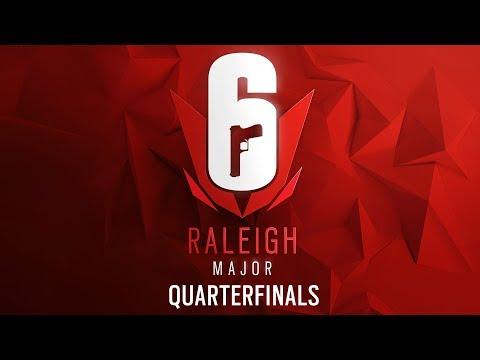 Rainbow Six | Six Major Raleigh 2019 – Playoffs – Quarterfinals