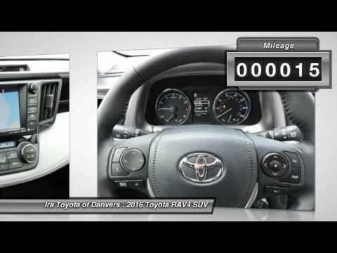 2016 Toyota RAV4 Danvers MA GJ085450