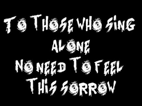 Fallen Angels~Black Veil Brides (Lyrics) - YouTube