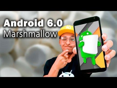 Saiba mais sobre o Android 6.0 Marshmallow! O que temos agora?