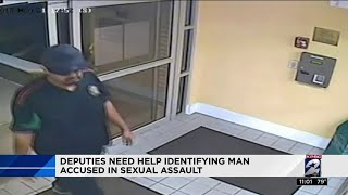 Man wanted in sex assault of 77-year-old woman