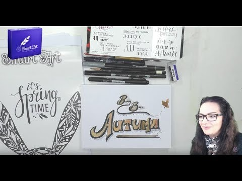 LIVE || April Smart Art Box