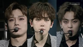 190629 EXO-CBX Magical circus King and Queen Cut