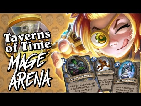 TAVERNS OF TIME IS HERE AND THESE CARDS ARE RLY IMPACTFUL! - Arena - Taverns of Time