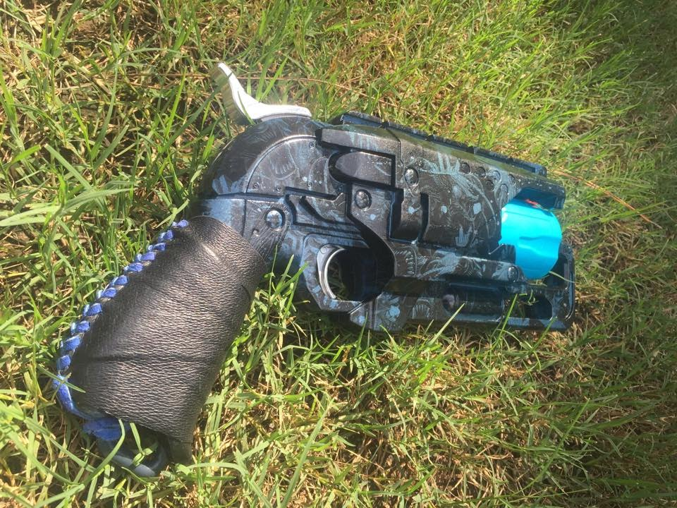 nerf mod argonaut rev 5 by drac here there be monsters youtube