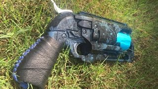 Nerf Mod: Argonaut Rev-5 by Drac (Here there be monsters)