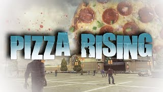 Dead Rising Turbo Pizza [homemade frozen pizza recipe]