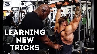FULL BACK DAY AT THE MECCA | Shawn Rhoden, Stanimal, Psycho Fitness, Matt Thompson