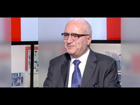 حوار اليوم مع رئيس تحرير جريدة  البناء ناصر قنديل