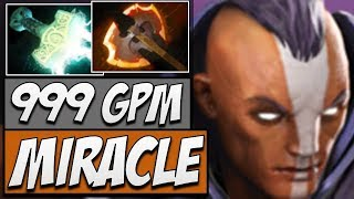 Liquid.Miracle Antimage - 9221 MMR | Dota 2 7.07 Gameplay