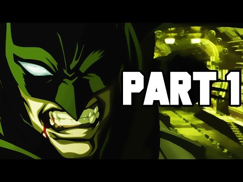 Batman Telltale Gameplay Walkthrough Part 1 - Episode 1: THE DARK KNIGHT (Batman 2016 PS4 Gameplay)