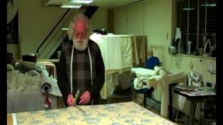 Repeat match - Louth curtain maker shows how to measure curtains for the perfect repeat match(, 2013-02-28T21:42:47.000Z)