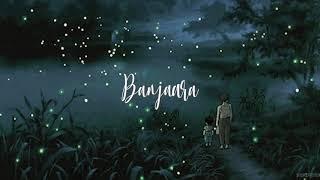 Banjaara - Ek Villain (slowed + reverb + rain)