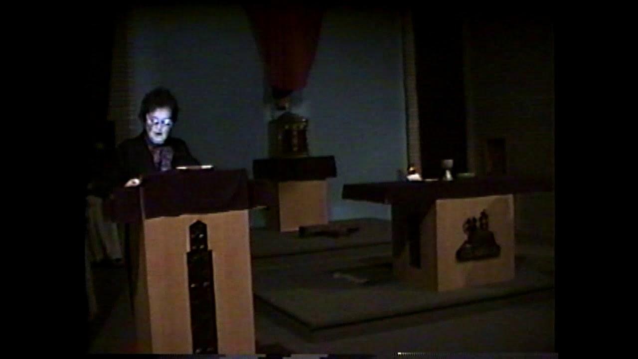 St. Joseph's West Chazy Passion Play  4-10-90