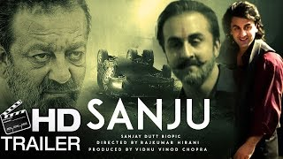 Sanju Trailer 2018 | Biopic Of Sanjay Dutt Trailer | Ranbir Kapoor As Sanjay Dutt