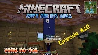 Minecraft - Foxy's Mod Mix [18] - Jack's Amazing TARDIS Hat