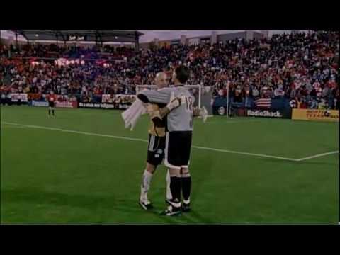 MLS Cup 2006 - New England vs Houston Dynamo