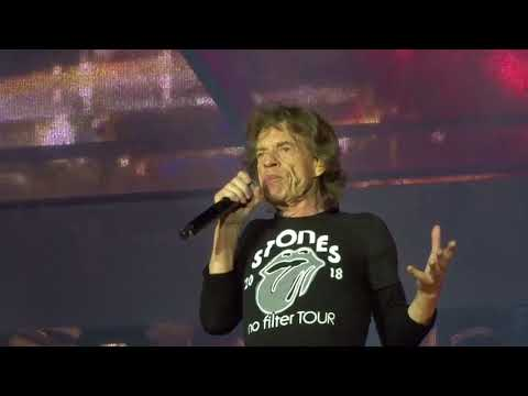The Rolling Stones - Jumping Jack Flash - Live@Berlin Olympiastadion 22.06.2018