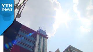 [날씨] 서울 다시 열대야...더위 속 곳곳 소나기 /…