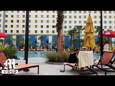 UMich Week Off: Orlando, Florida