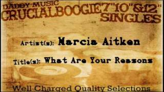 Marcia Aitken - What Are Your Reasons