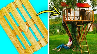 23 INCREDIBLE DIYs FOR YOUR BACKYARD