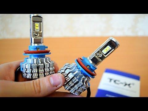 Светодиодные LED лампы ближнего света для Toyota Camry. Товары с Алиэкспресс