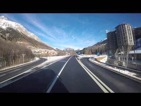 Kamionos túra.Olasz-Svájc. 2.rész.