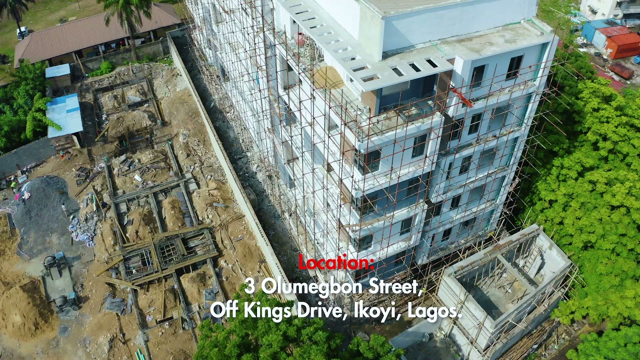 Download Live with the kings and queens at our Ivory Heights, Ikoyi