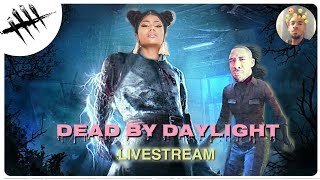 DEAD BY DAYLIGHT LIVE |ROAD TO 200 SUBS! BBQ EVENT