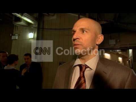 NBA: KNICKS IN LONDON POST (THURSDAY)