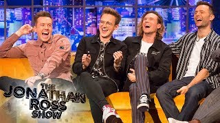 McFly's Mother & Daughter Double Act | The Jonathan Ross Show