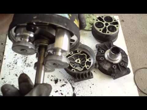 Autopsy Ht6 Harrison Compressor Youtube