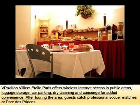 Pavillon Villiers Etoile | Best Place To Stay In Paris - Pictures And Basic Hotel Guide