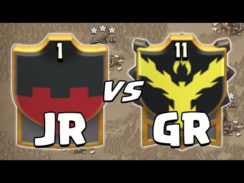 Clash Of Clans: Level 1 Clan Vs Level 11 Clan!!  Who Will Win??!  War Recap