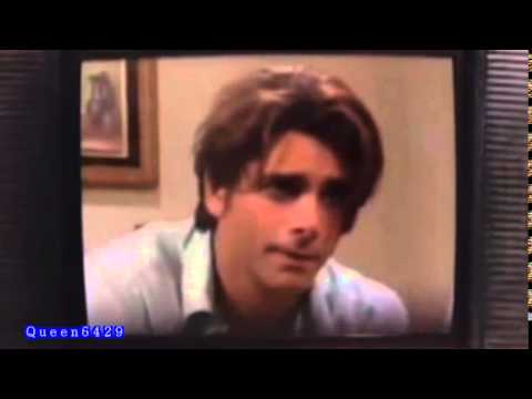 Full House 7x03 Uncle Jesse Talk To His Hair