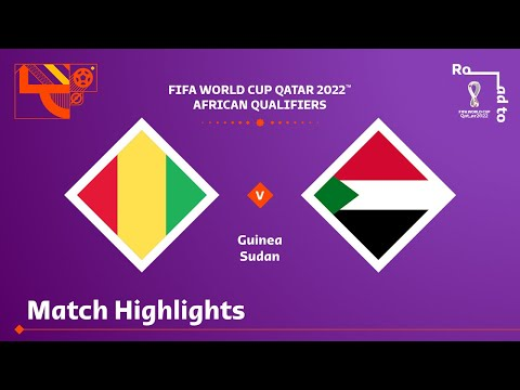 Guinea Sudan Goals And Highlights