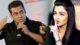Big Fight Between Salman Khan and Aishwarya Rai Again