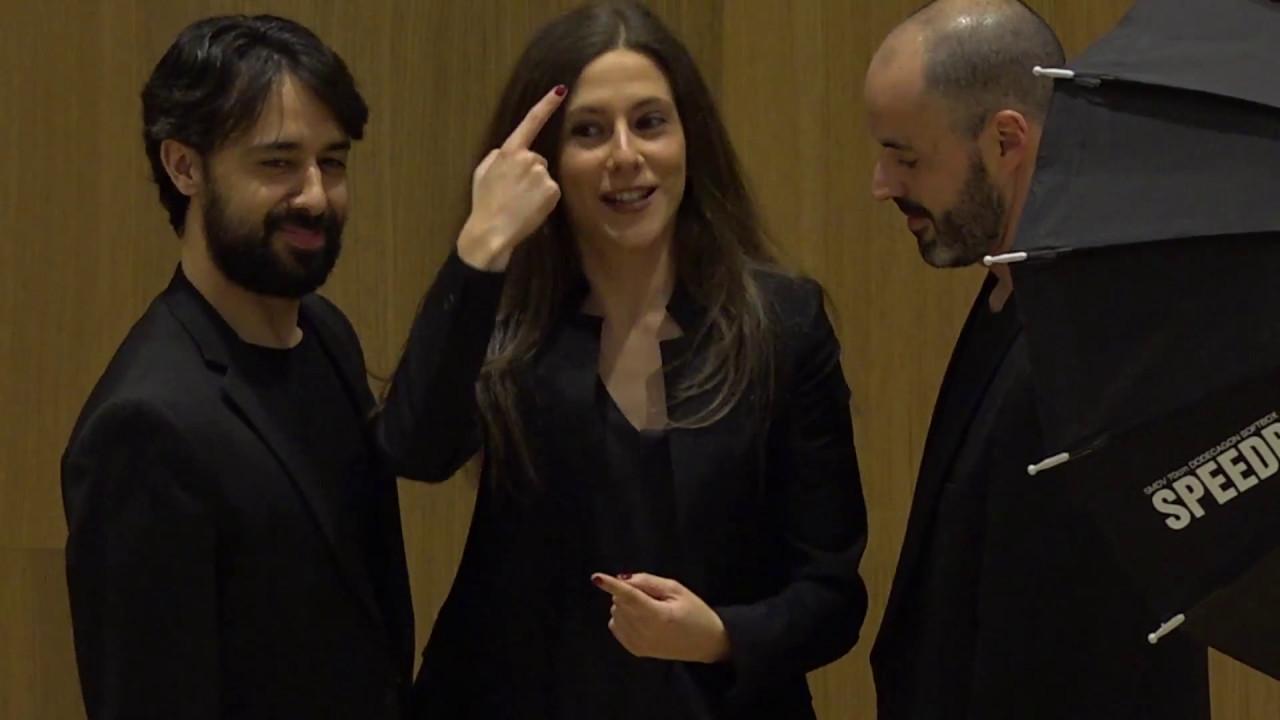 Sax Antiqua: Making off de nuestro concierto en Pamplona