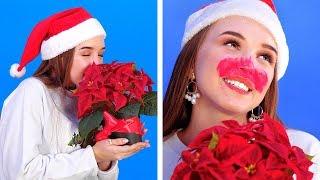 САМЫЕ ВЕСЕЛЫЕ РОЗЫГРЫШИ ДЛЯ ДРУЗЕЙ И СЕМЬИ || Идеи новогодних розыгрышей и веселые моменты от 123GO!