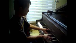 """Monster"" by Skillet - Piano Cover"
