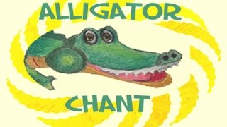 Alligator - The Alligator is My Friend - Dr. Jean