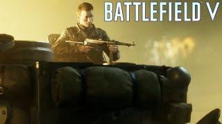 THE LAST TIGER ENDING (Battlefield 5 German War Story) 1080p 60FPS