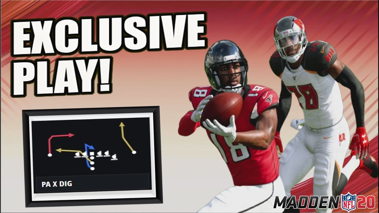 Exclusive Cover 2 Beating Route in Madden 20!