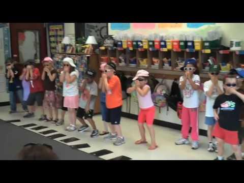 Kindergarten Kid Rap