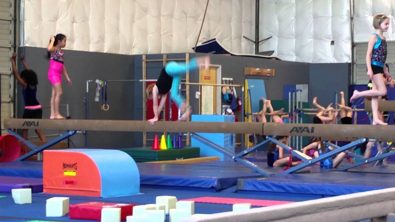 1St Class Gymnastics