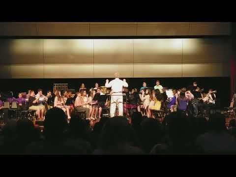 East Coweta Middle School 8th Grade Band
