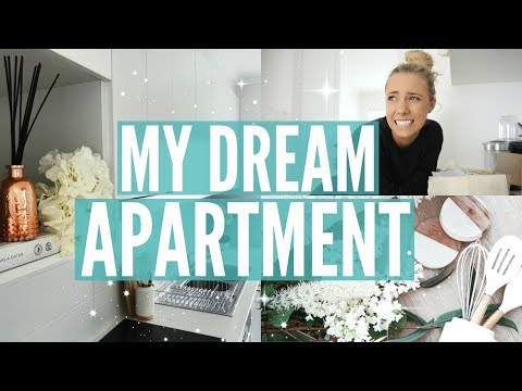 Designing Our Apartment | White, Simple, Beach Style | Day In The Life